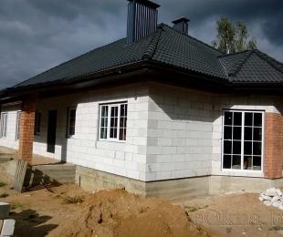 Пластиковые окна в частном доме. Минск. №5-2
