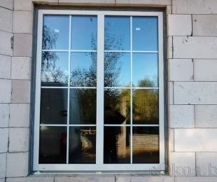Пластиковые окна в доме. Минск. №11